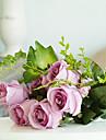 1 Une succursale Soie Roses Fleur de Table Fleurs artificielles 45CM