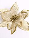 joyeux Noel! nouvelles 13cm 6 couleurs fleur noel decoration fleurs artificielles noel ornement arbre natal  de natal