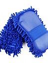 autoyouth 1pcs eponge microfibre rondelle serviette chiffon pour le nettoyage&detaillant style de voiture wahing brosses pour ford