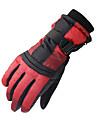 Gants de ski Doigt complet / Gants hivernaux Femme / Homme Gants sport Garder au chaud / Etanche / Resistant au vent DLGDX®Ski /