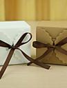 12 Piesă/Set Favor Holder-În Formă de Cub Hârtie cărți de masă Cutii de Savoare Cutii de Cadouri Nepersonalizat