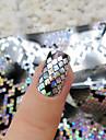 1roll nagel konst Sticker 3D Nagelstickers skönhet Kosmetisk nagel konst Design