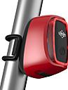 Cykellyktor bar end ljus Baklykta till cykel LED - Cykelsport Fjärrkontroll Vattentät Laddningsbar Sensor Lithiumbatteri 100 Lumen Batteri