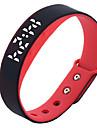 NONE Smart Bracelet Bracelet d\'Activite Etanche Longue Veille Calories brulees Pedometres Sportif Fonction reveille iOS Android