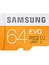 Samsung 64Go TF carte Micro SD Card carte memoire UHS-1 Class10 EVO