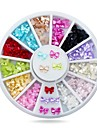 1pcs Nail Art Decoration Rhinestone Pearls make-up Cosmetische Nail Art Design