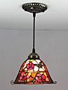 Hängande lampor ,  Traditionell/Klassisk Vintage Målning Särdrag for Ministil Metall Sovrum Kök