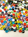 1000pcs Manucure De oration strass Perles Maquillage cosmetique Manucure Design