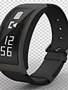 Smart armbandVattenavvisande / Lång standby / Stegräknare / Hälsovård / Sport / Kamera / Hjärtfrekvensmonitor / Alarmklocka / Information