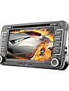 "7 ""2 DIN LCD touch screen carro leitor dvd para volkswagen com CAN-BUS, bluetooth, gps, ipod-entrada, rds, radio, quadriciclo"