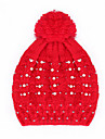 Damă Solid Toamnă Iarnă Casual Îmbrăcăminte tricotată,Beanie/Slouchy