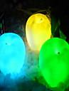 simulering äpple ljus färgglada flash färg gåvor på julafton en nattlampa slumpmässig färg