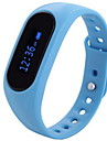 Smart armbandVattenavvisande / Lång standby / Stegräknare / Hälsovård / Sport / Hjärtfrekvensmonitor / Alarmklocka / Sömnmätare /