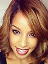 bob # 30 peruker för kvinnor korta syntetiska peruker för kvinnor kort ombre peruk African American värmebeständiga peruker