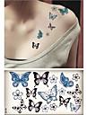1 Tatueringsklistermärken DjurserierSpädbarn / Barn / Dam / Herr Flash tatuering tillfälliga tatueringar