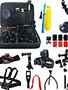 Accessoires pour GoProEtui de protection / Monopied / Trepied / Sacs / Vis / Buoy / Grande Fixation Ventouse Camera Sportive / Fixations