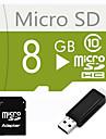 Other 8Go MicroSD Classe 4 10 Other Multiple dans un lecteur de carte / Micro sd lecteur de carte / Lecteur de carte SD SCK10 USB 2.0