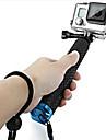 Tillbehör till GoPro,Teleskopstång Enfot Handgrepp MonteringFör-Actionkamera,Gopro Hero 5/4/3/3+/2/1 1 Metall Gummi