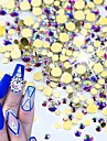 1pack Nail Art Decoration Strass Pearls makeup Kosmetisk Nail Art Design