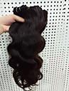 Tissages de cheveux humains Cheveux Bresiliens Ondulation naturelle 18 Mois 3 Pieces tissages de cheveux