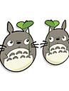 tonari haioase Totoro autocolant auto fereastră auto perete Decal styling auto 2 buc
