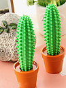 Green Cactus Formad Kulspetspenna