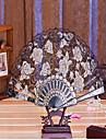 """Ventilatoare și umbrele de soare-# Piece / Set Ventilatoare de Mână Roz Alb Liliac Verde Albastru Negru Galben8 1/2"""" înalt × 19 1/2"""" în"""