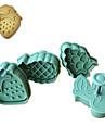 Moule de Cuisson Animal Pour Gateau Pour Cupcake Pour Tarte Plastique Ecologique Haute qualite Bricolage