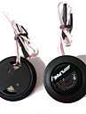 mini-tweeter a dome haut-parleur alpin voiture audio haut-parleur de voiture 1pair haute efficacite universelle super voiture tweeters