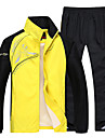 Homme Manches longues Course / Running Shirt Survetement Ensemble de Vetements/Tenus Respirable Printemps Ete Automne HiverVetements de