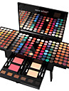 180 Eyeshadow Palette Dry Eyeshadow palette Powder Large Daily Makeup