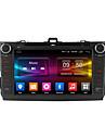 ownice 8 HD-skärm 1024 * 600 android 6,0 okta kärna gps radio för Toyota Corolla 2006-2011 stöd 4G LTE med 2g RAM