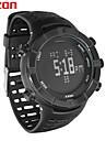 ezon h001a01 multifunktionella utomhus vandring klättring sport klockor med höjdmätare barometer kompass