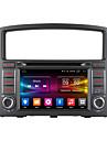 Ownice ecran hd c500 1024 * 600 quad core Android lecteur DVD 6.0 voiture gps navi pour Mitsubishi Pajero V97 V93 2006-2015 soutien 4g lte