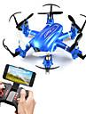 Dronă JJRC 4CH 6 Axe 2.4G Cameră Quadcopter RCFPV Iluminat LED O Tastă Pentru întoarcere Headless Mode Zbor De 360 Grade Acces în Timp