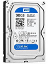 WD 500GB Spațiul de lucru Hard Disk Drive 7200rpm SATA 3.0 (6Gb / s) 32MB ascunzătoareWD5000AZLX