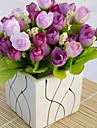1 Une succursale Autres Roses Fleur de Table Fleurs artificielles 5*5*24
