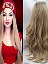 dentelle synthetique perruques de cheveux / ombre avant de dentelle perruques vague de corps deux tons # 1b / 27 blondes perruques