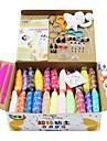 Alină Stresul Kit Lucru Manual Jucării Educaționale Putties Hobby Hârtie Foam Curcubeu