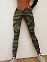 Feminin Imprimeu Legging,Polyester