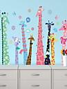 Tecknat Väggklistermärken Väggstickers Flygplan Dekrativa Väggstickers,Vinyl Material Hem-dekoration vägg~~POS=TRUNC