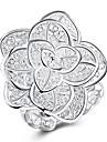 Inele Petrecere Zilnic Casual Bijuterii Articole de ceramică Argilă Inel 1 buc,8 Argint