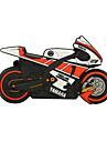 disc 16gb cauciuc motocicleta USB2.0 unitate flash