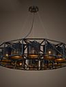 Hängande lampor ,  Modern Elektropläterad Särdrag for designers Metall Vardagsrum Sovrum Dining Room Matsalsrum