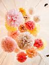 Hârtie Perlă Decoratiuni nunta-6Piece / Set Primăvară Vară Toamnă Iarnă Nepersonalizat
