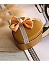 12 Piesă/Set Favor Holder-Formă de Inimă Fier (placat cu nichel) Sticle și Borcane pentru Dulciuri Cutii de Cadouri Nepersonalizat