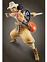 Anime de acțiune Figurile Inspirat de One Piece Usopp PVC 24 CM Model de Jucarii păpușă de jucărie
