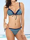 Femei Bikini Femei Bustieră Dantelat Nailon