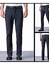 Homme Pantalon/Surpantalon Peche Garder au chaud Automne Hiver Gris Noir Olive-Sportif