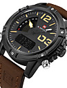 NAVIFORCE Bărbați Ceas Sport Ceas Militar Ceas Elegant Ceas La Modă Ceas de Mână Ceas Brățară Unic Creative ceasPiloane de Menținut
